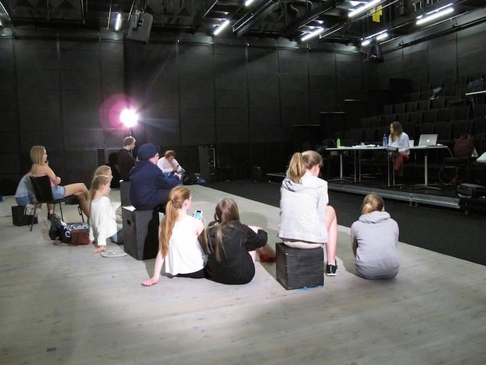 Kristiansand barne og ungdomsteater Frilynt Norge
