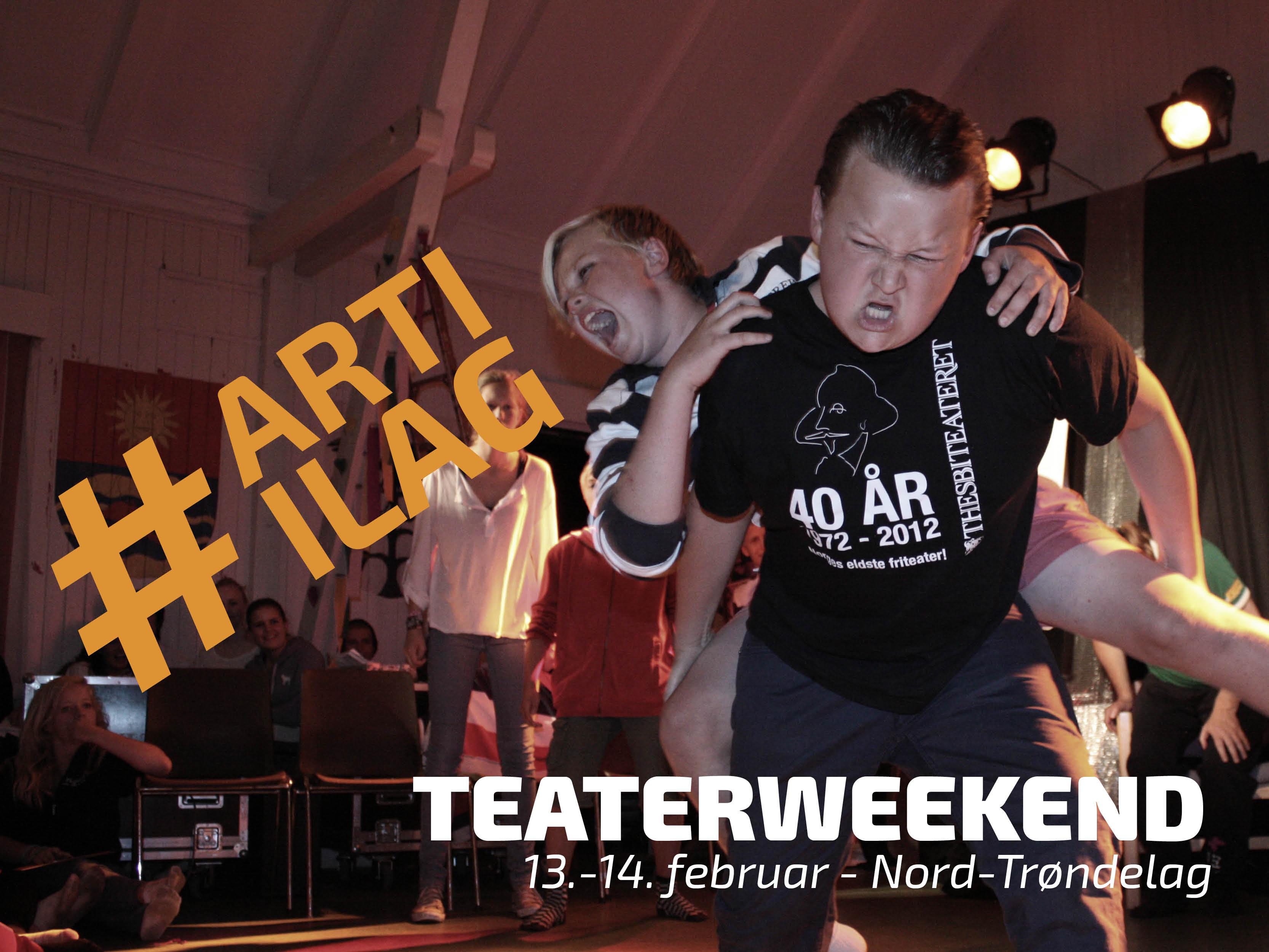 Teaterweekend - NT